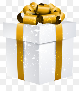 Gold Box PNG.