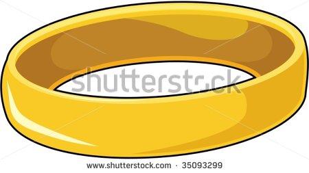 illustration of bracelet on in gold bracelet clipart collection in.