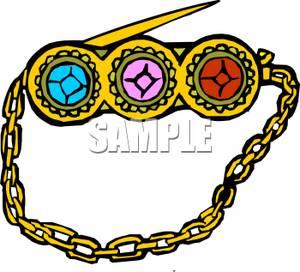 Bracelet With Jewels.