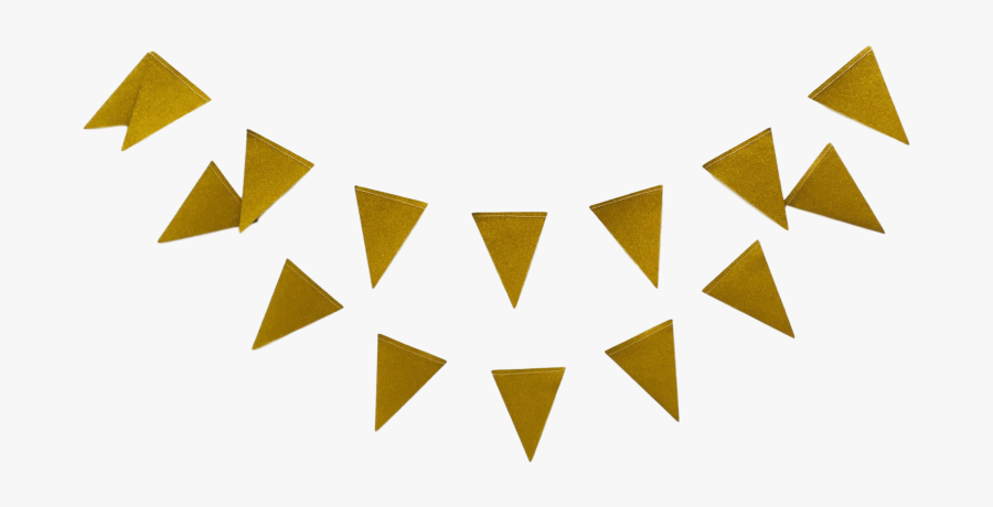 Mini Gold Party Bunting Banner For Bachelorette Or.