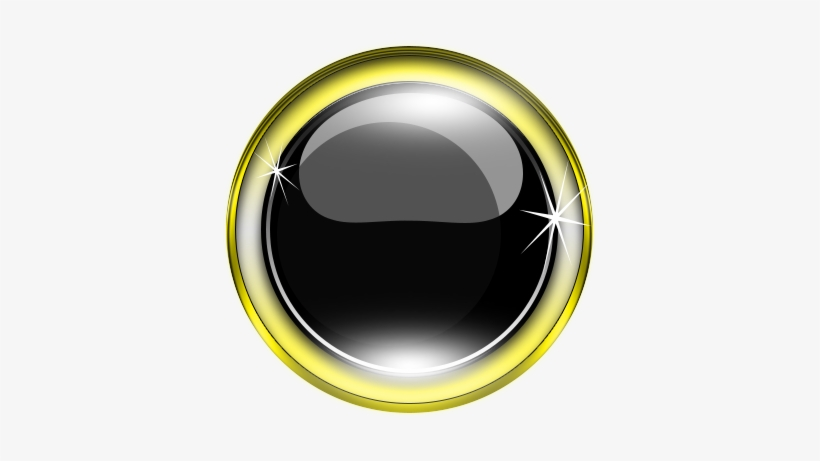 Buttons Gold Png.