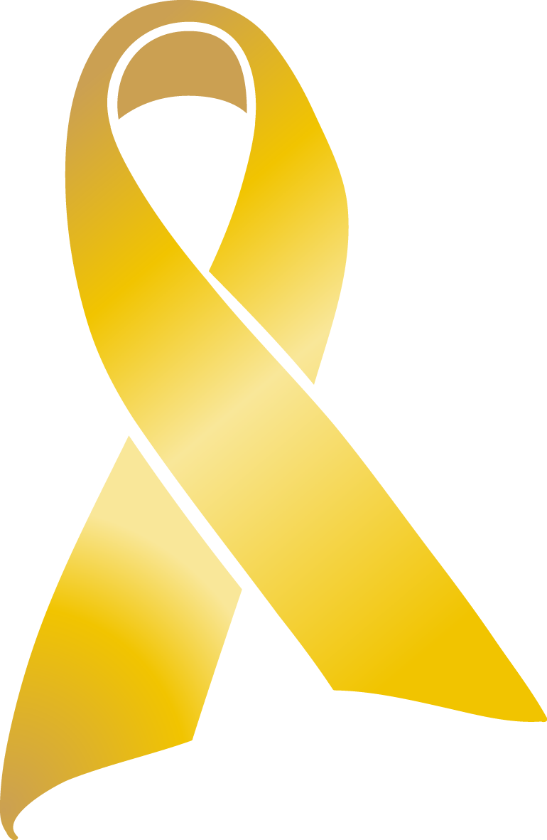 Gold cancer ribbon clip art clipart images gallery for free download.