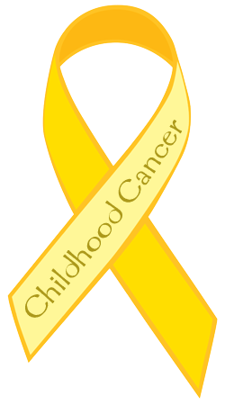 Gold cancer ribbons clipart images gallery for free download.