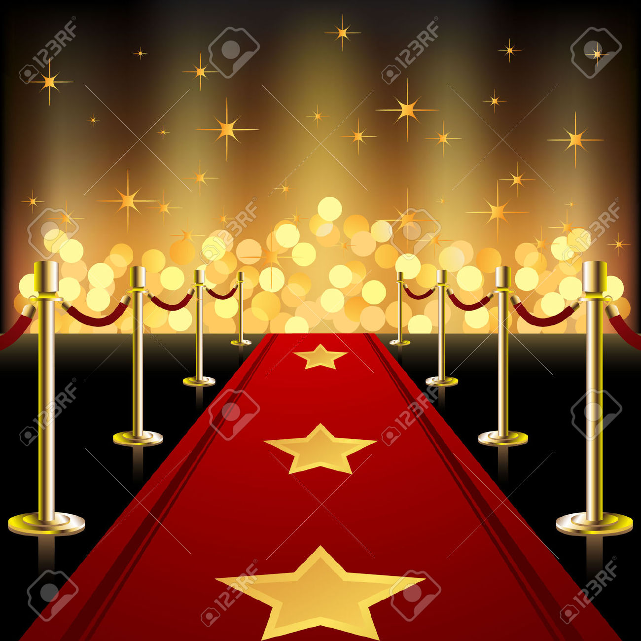 Red Carpet Royalty Free Cliparts, Vectors, And Stock Illustration.