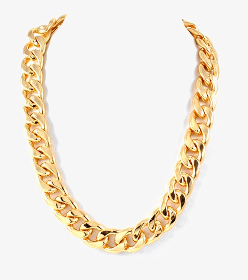 Gold Chain Necklace Png ,HD PNG . (+) Pictures.