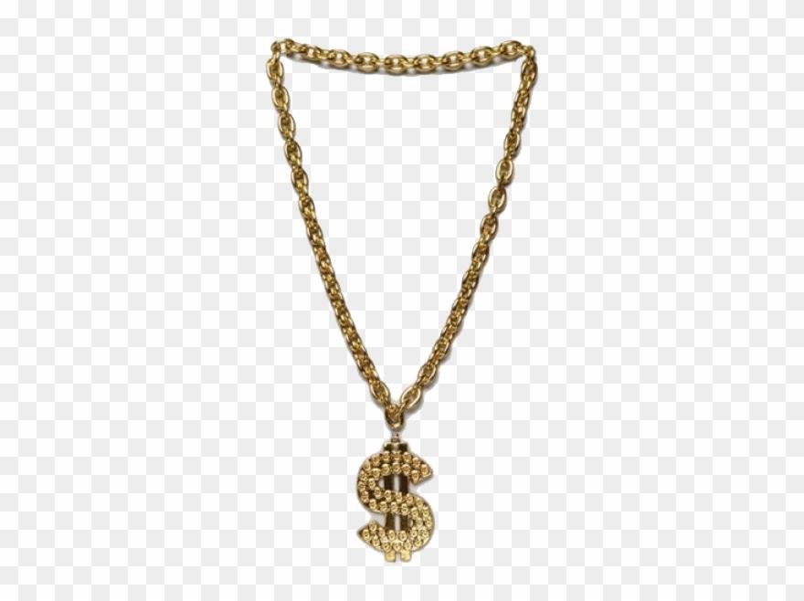 Clip Art Freeuse Stock Thug Life Gold Chain.