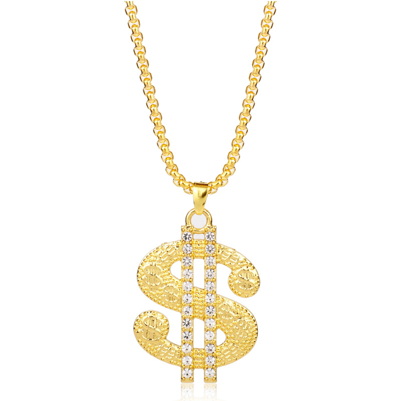 Gold Chain Dollar Sign Png ,HD PNG . (+) Pictures.