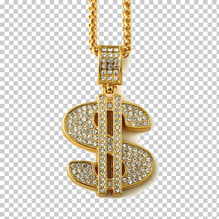 Necklace Jewellery chain Jewellery chain Pendant, Gold.