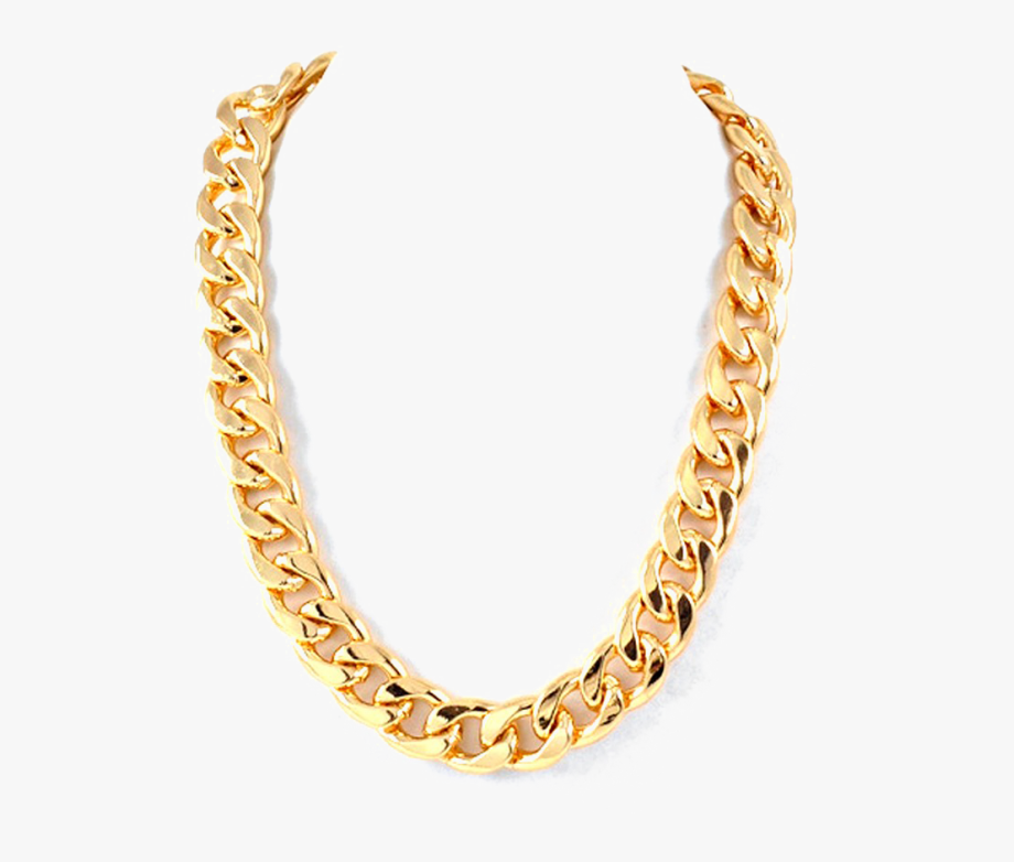 Chain Png Necklace.