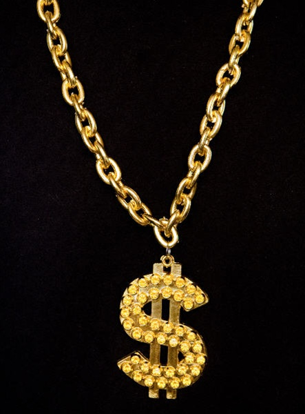 Gold chain gangster clipart 5 » Clipart Station.
