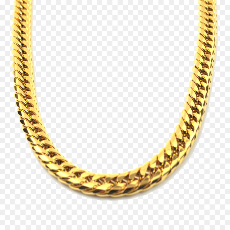 Gold Chain clipart.