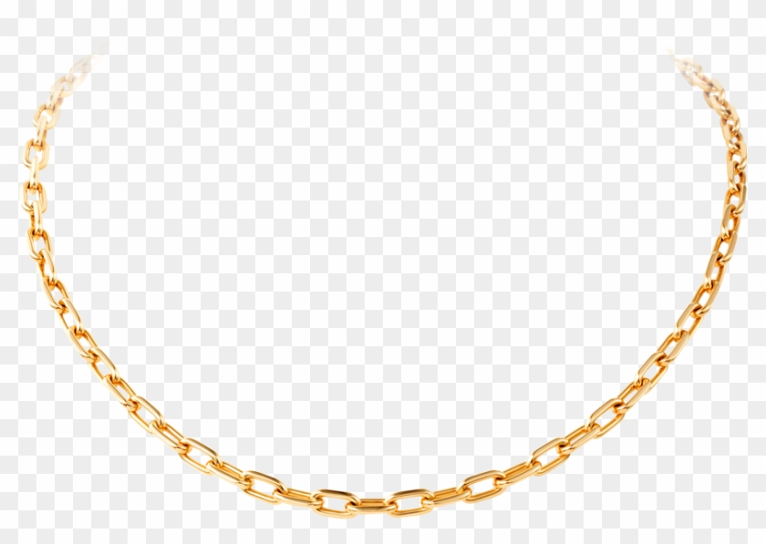 Gold Chains Png.