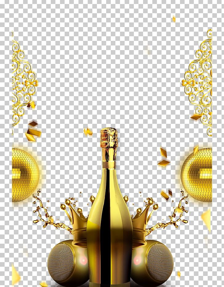 Champagne Gold PNG, Clipart, Bottle, Champagn, Champagne.