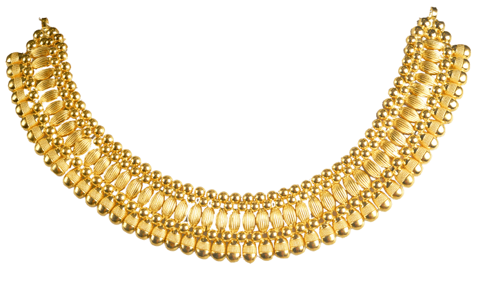 Download Free png gold necklace.