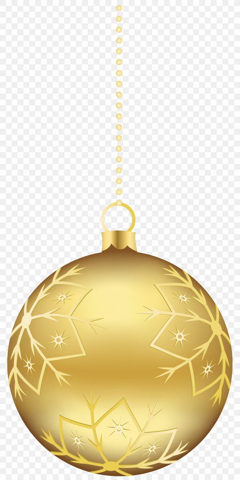 Christmas Ornament Gold Clip Art, PNG, 1152x2304px.