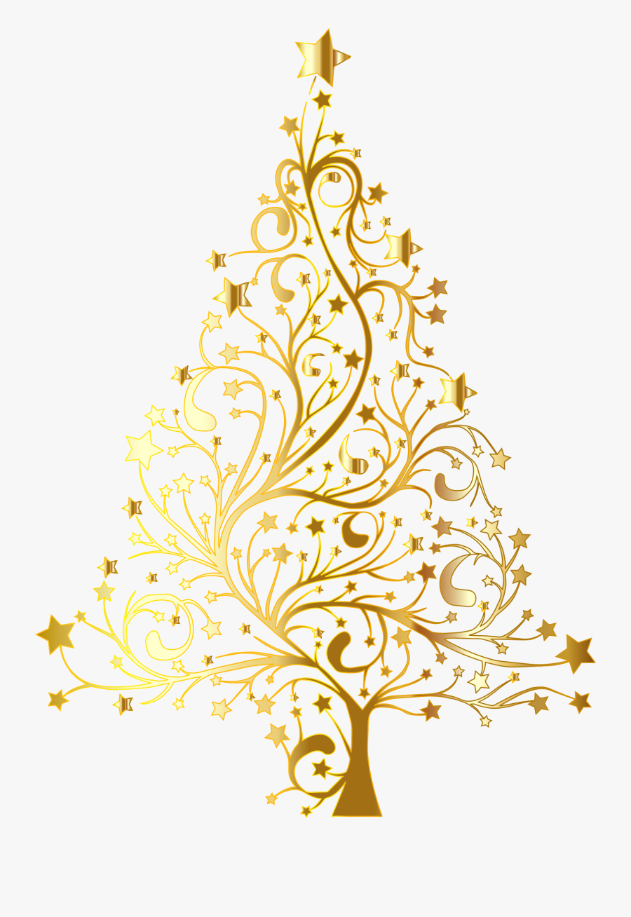 Christmas Tree Clipart No Background.