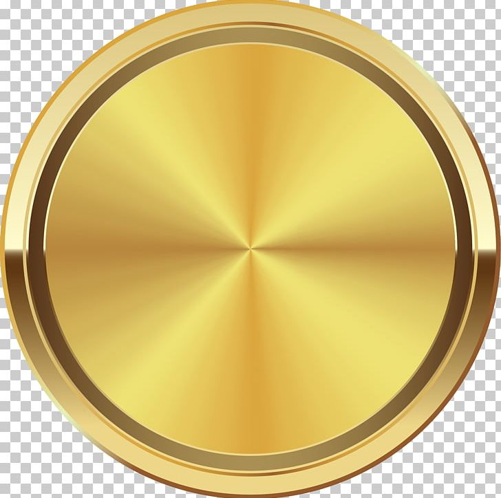 Golden Circle Disk PNG, Clipart, Brass, Circle, Circle Frame, Color.
