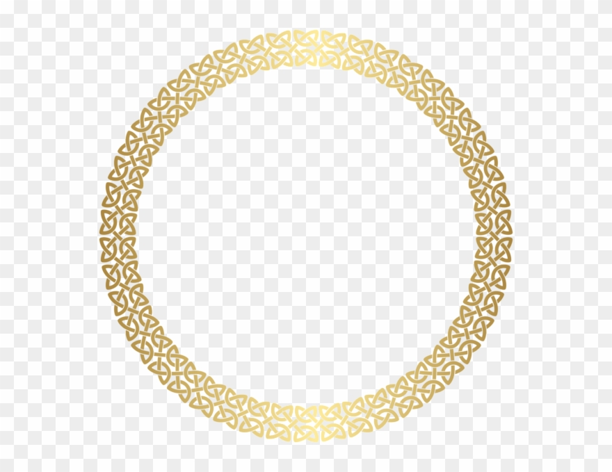 Border Frame Gold Png Clip Art Textures.