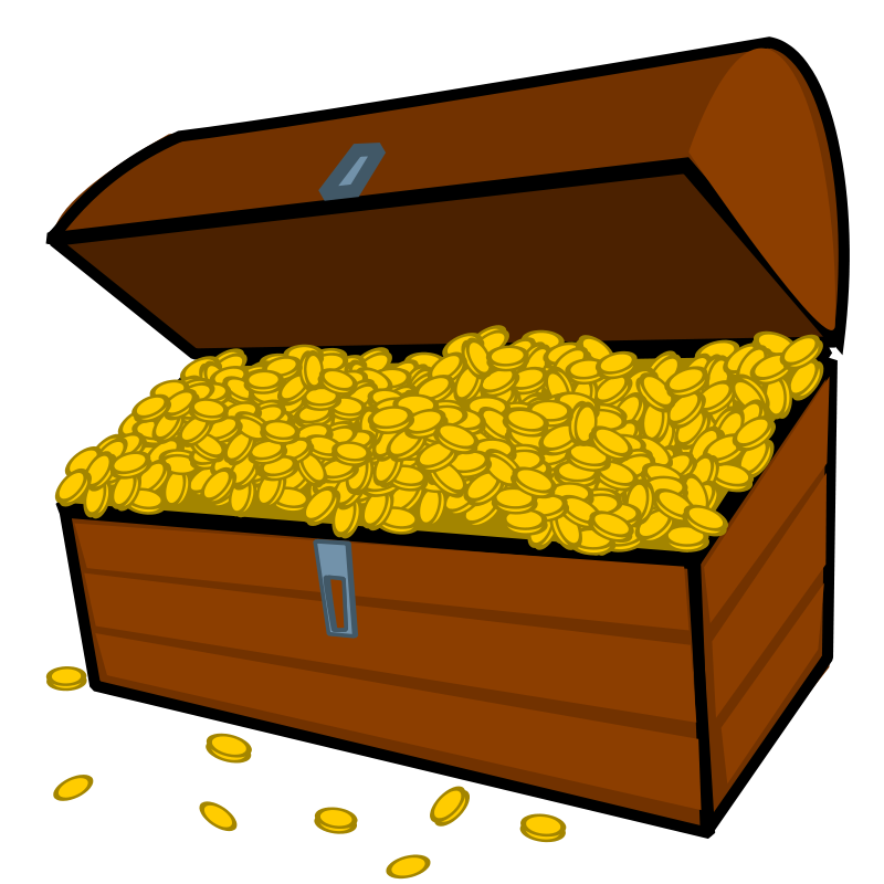 Free gold clipart free clipart graphics images and photos image #42117.