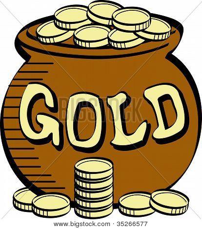 Gold Clipart & Gold Clip Art Images.