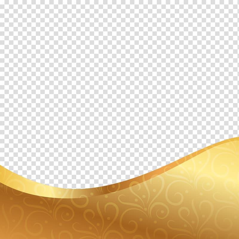 Yellow Pattern, Tyrant gold background transparent.