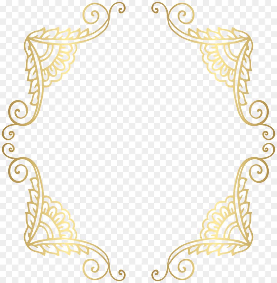 Frame Gold Frame.