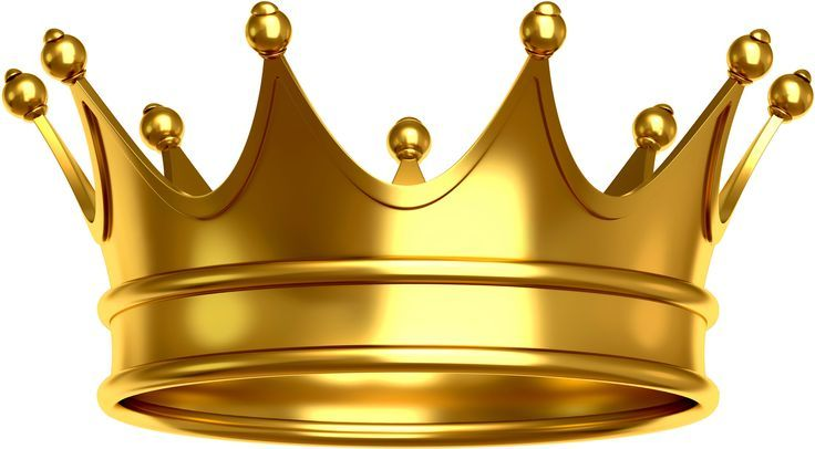 Crown transparent crown clipart transparent background 2 in.