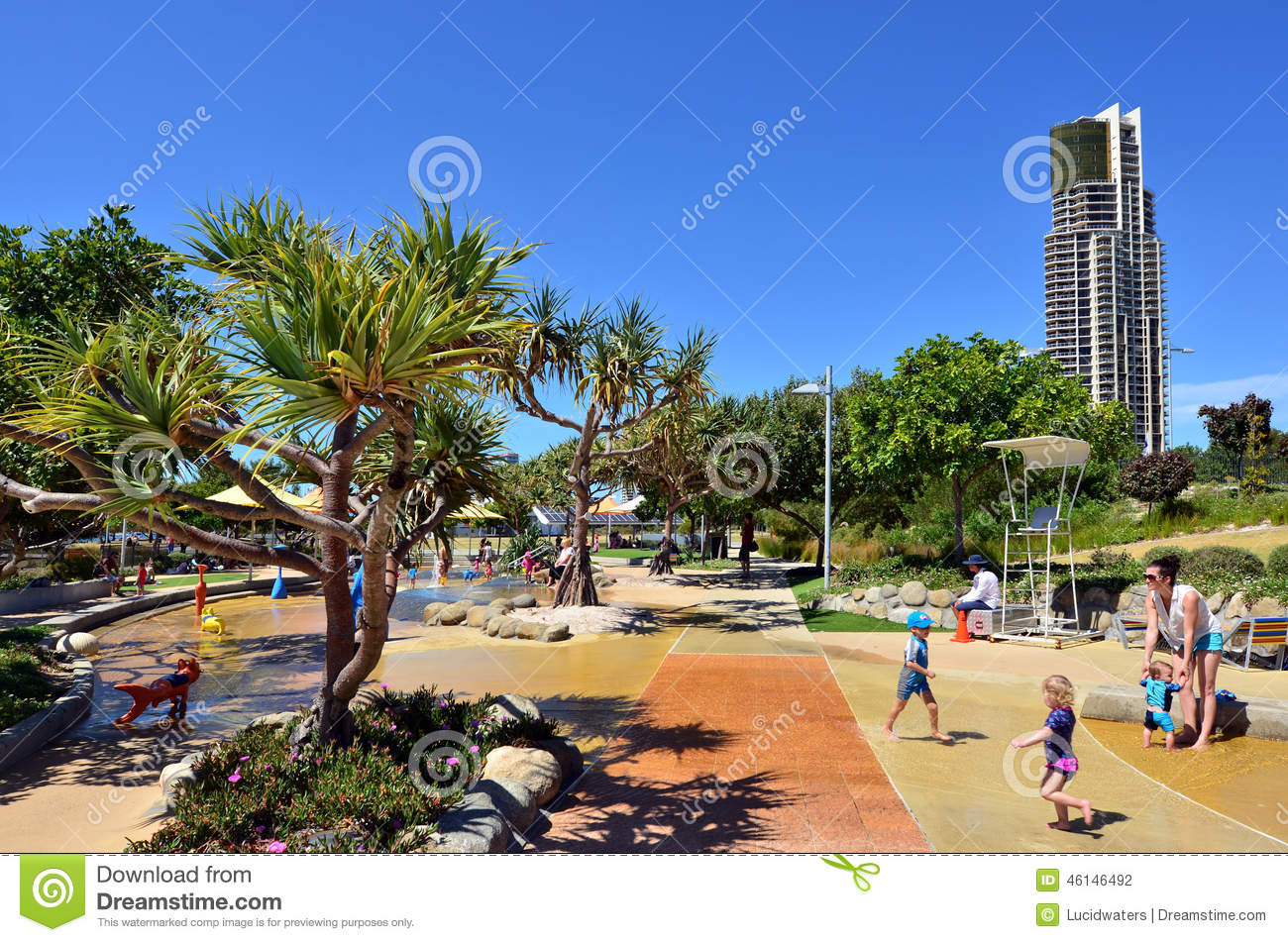 Broadwater Parklands.