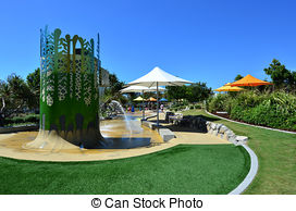 Stock Photographs of Southport Broadwater Parklands Gold Coast.