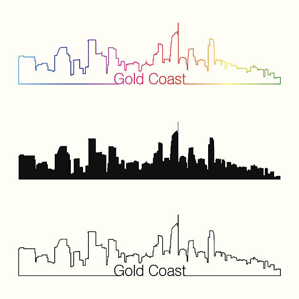 Gold Coast Queensland Clip Art, Vector Images & Illustrations.