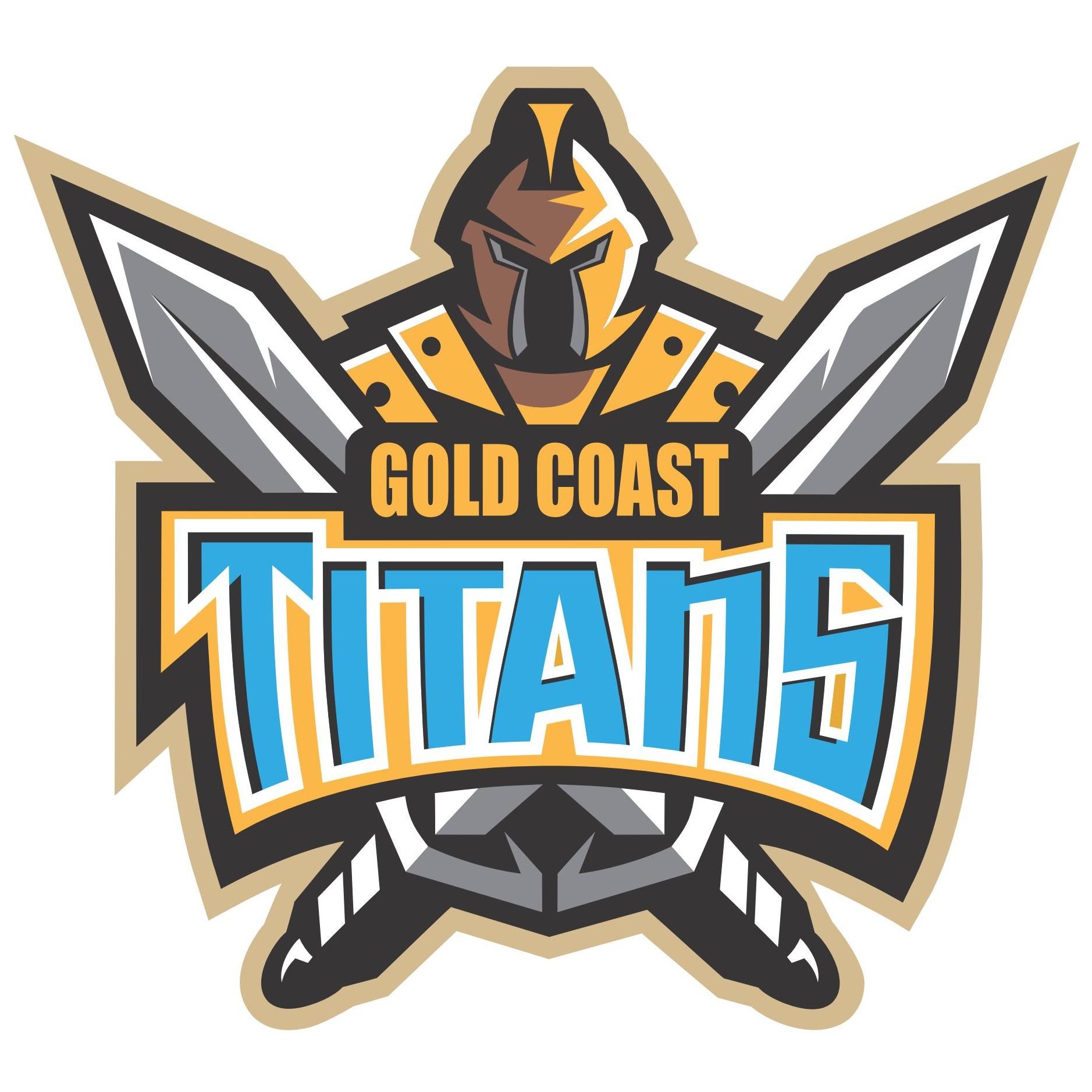 Gold coast titans clipart.