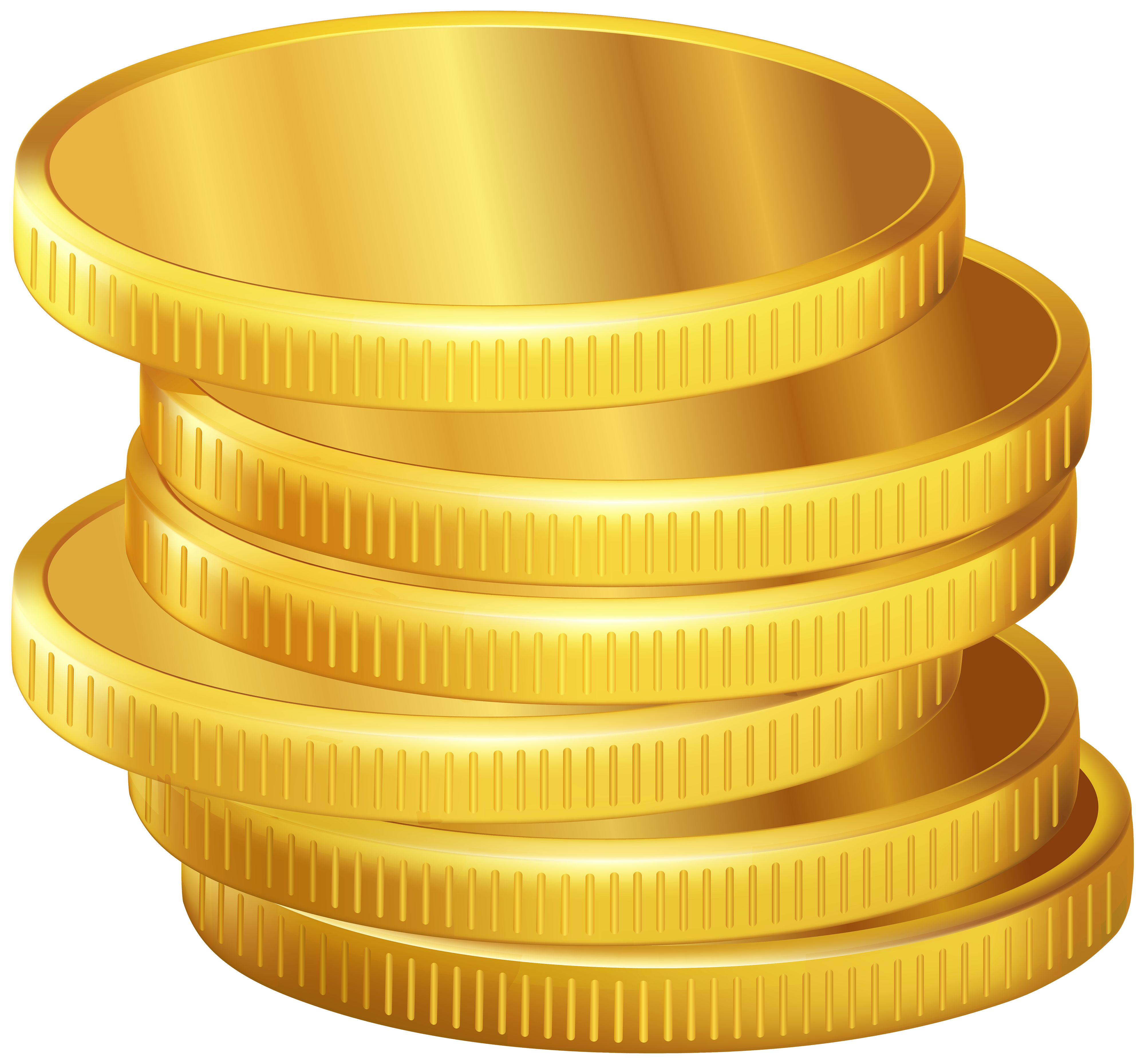 gold coin clipart png clipground