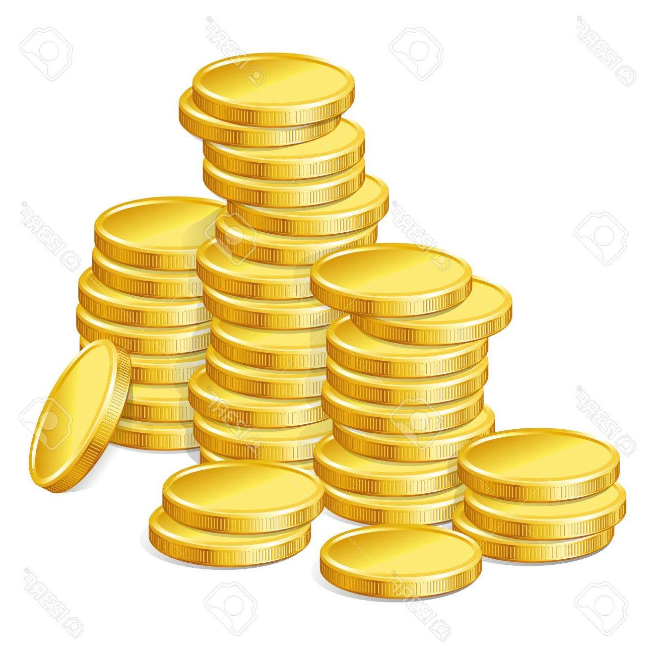 Coin clipart gold piece, Coin gold piece Transparent FREE.
