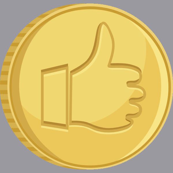 Gold Coins Clip Art.