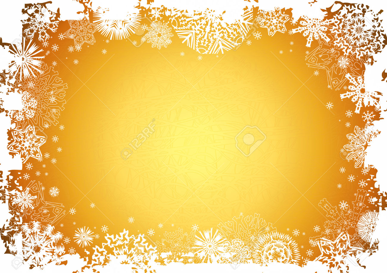 Golden color clipart background.