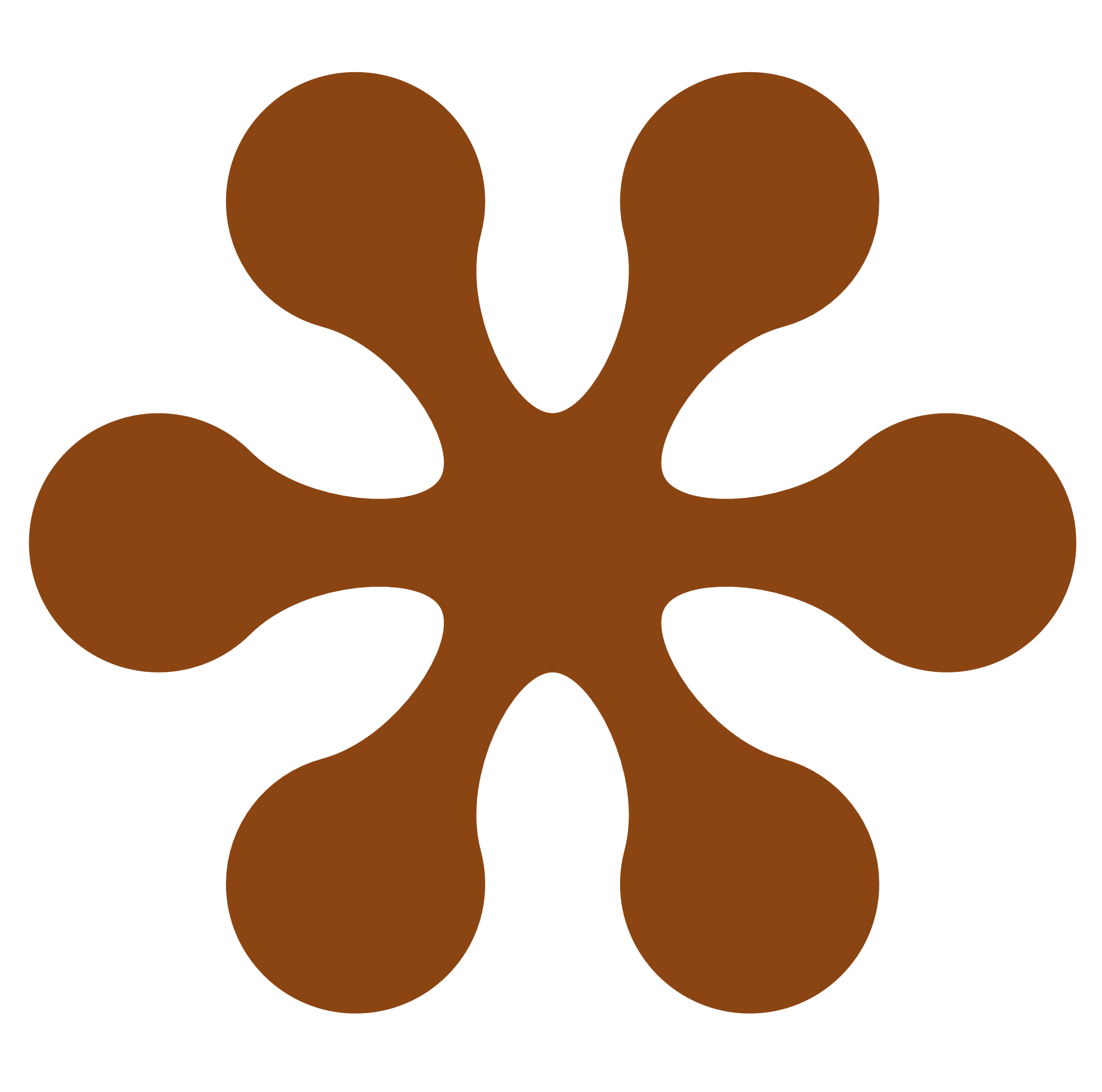 Brown Color Clipart.