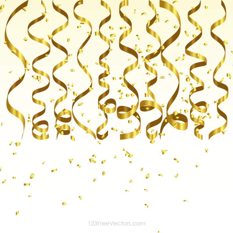 Free Gold Confetti Cliparts, Download Free Clip Art, Free Clip Art.