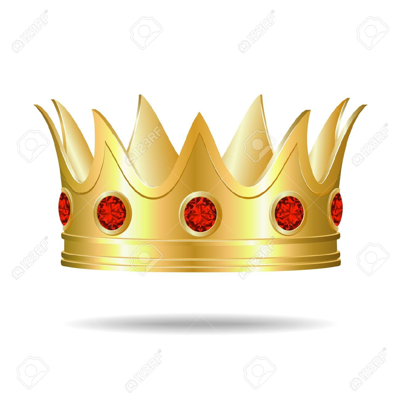 Gold Crown King Clipart Clipground
