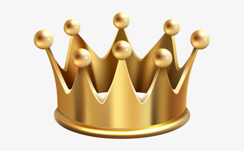 Gold Crown Png.