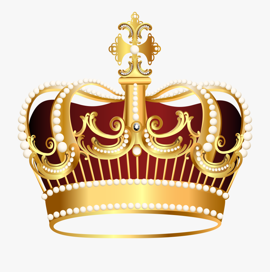 Golden Crown, Crown Png, Tiaras And Crowns, Clip Art, #79703.