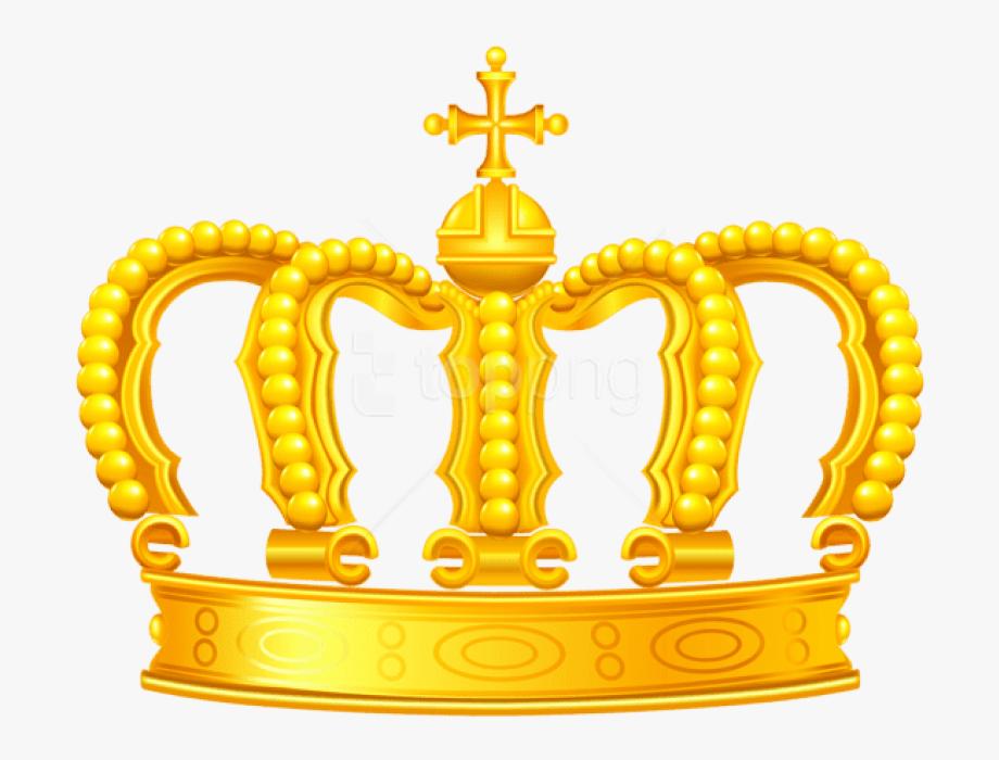 Gold Clipart Tiara.