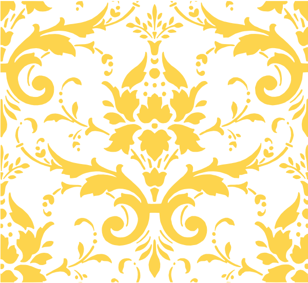 Golden Damask Clip Art at Clker.com.