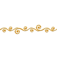 Download Decorative Line Gold Free PNG photo images and clipart.