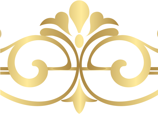 HD Decoration Clipart Gold Decoration.