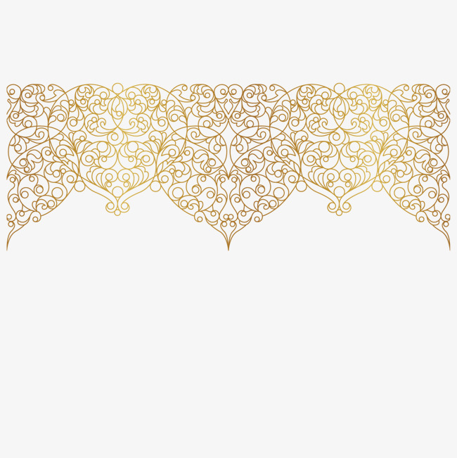 Decorative Gold Base, Vector, Pattern, Gold PNG and Vector with.