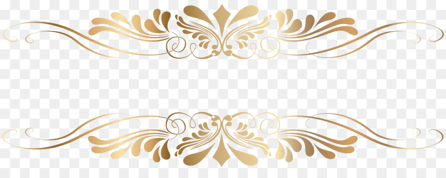 Gold Decorative Lines Png (109+ images in Collection) Page 3.