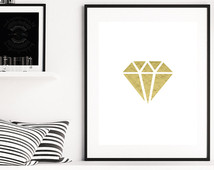 Gold and diamond clipart.