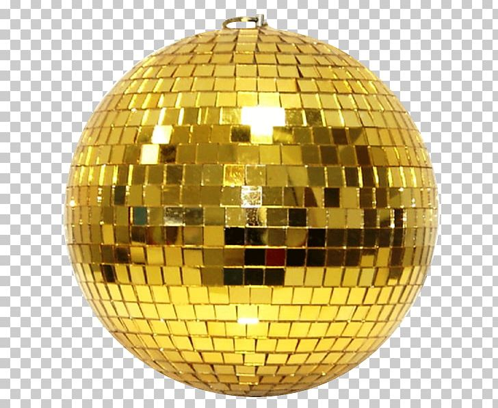 Disco Ball Sphere Mirror Gold Discoteca PNG, Clipart, Amazoncom.
