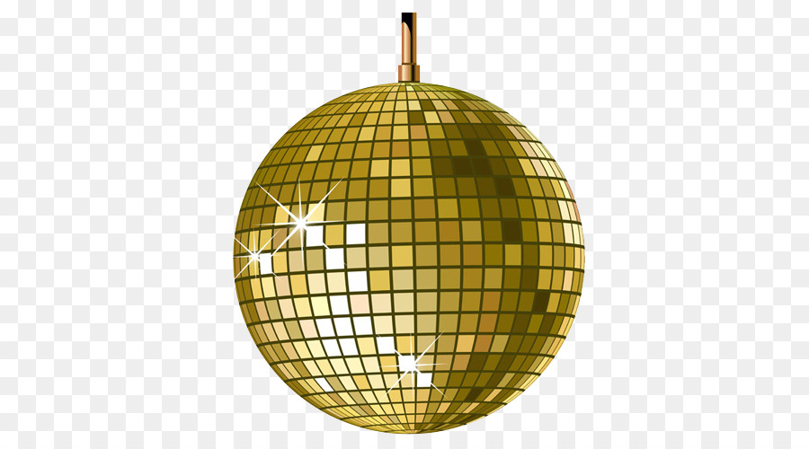 Disco Ball png download.