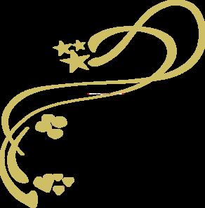 Gold Design Clip Art at Clker.com.